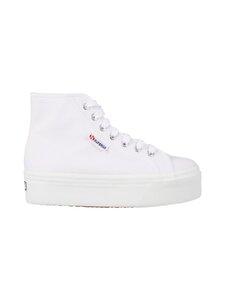 Superga - 2705 Hi Top -sneakerit - 901 WHITE | Stockmann