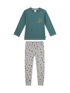 Sanetta - Kids Boy Pyjama Plane -pyjama - 50326 ATLANTIC | Stockmann
