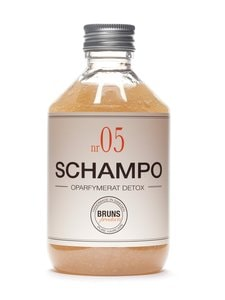 Bruns Products - Unscented Detox Shampoo nr5 330 ml Bruns Products nocol 200 ML - null | Stockmann