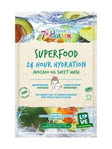 Montagne Jeunesse - Heaven Superfood Avocado Sheet Mask -kangasnaamio | Stockmann