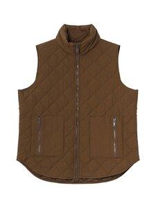 ENVII - Ensolange Waistcoat -liivi - 18893 SLATE BLACK | Stockmann