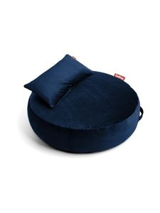 Fatboy - Pupillow Velvet -lattiatyyny - DARK BLUE | Stockmann