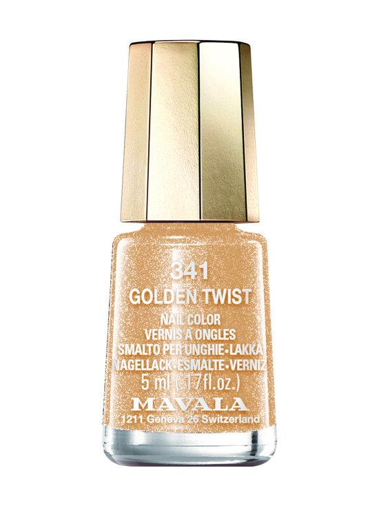Mavala - Twist and Shine Minicolor Nail Polish -kynsilakka 5 ml - 341 GOLDEN TWIST   Stockmann - photo 1