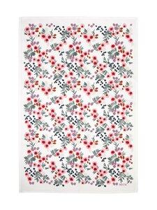 Pentik - Vahakukka-keittiöpyyhe 47 x 70 cm - RED   Stockmann