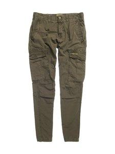 Superdry - Core Parachute Cargo Trousers -reisitaskuhousut - GQB DEEP FOREST | Stockmann