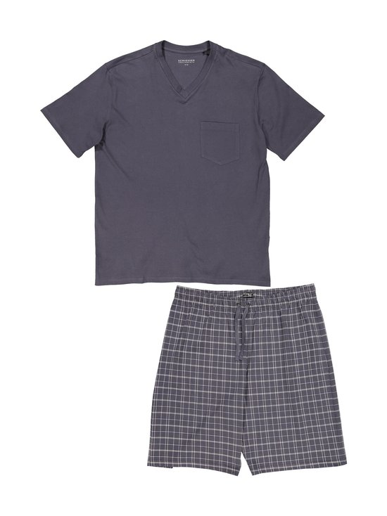 Schiesser - Pyjama - GREY (HARMAA)   Stockmann - photo 1