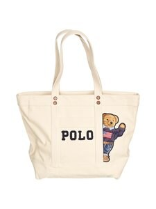 Polo Ralph Lauren Canvas Bear Tote -laukku 169,00 € b2d5a88630
