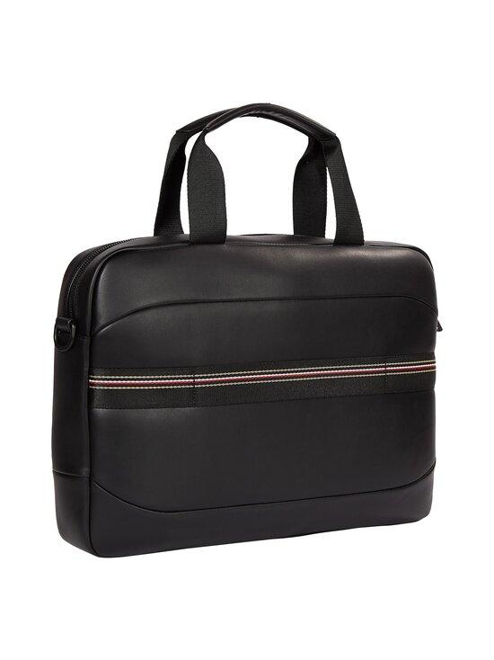 Tommy Hilfiger - Metro Slim Computer Bag -laukku - BDS BLACK | Stockmann - photo 2