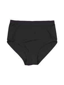 Sloggi - WOW Comfort 2.0 High Waist Brief -alushousut - BLACK 0004 | Stockmann