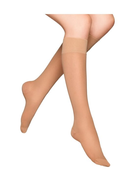 Vogue - Support Knee 20 den -tukipolvisukat - SUNTAN | Stockmann - photo 1