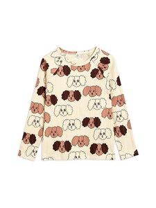 Mini Rodini - Fluffy Dog -paita - BEIGE | Stockmann