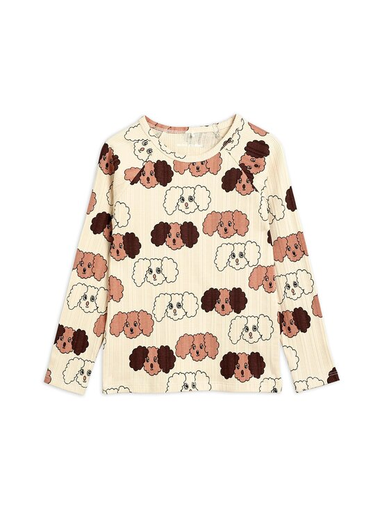 Mini Rodini - Fluffy Dog -paita - BEIGE | Stockmann - photo 1
