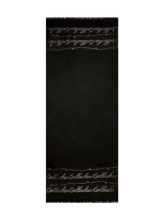 Estrell Long Lurex Branded -huivi