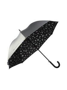Karl Lagerfeld - K Ikonik Metallic -sateenvarjo - 290 SILVER | Stockmann
