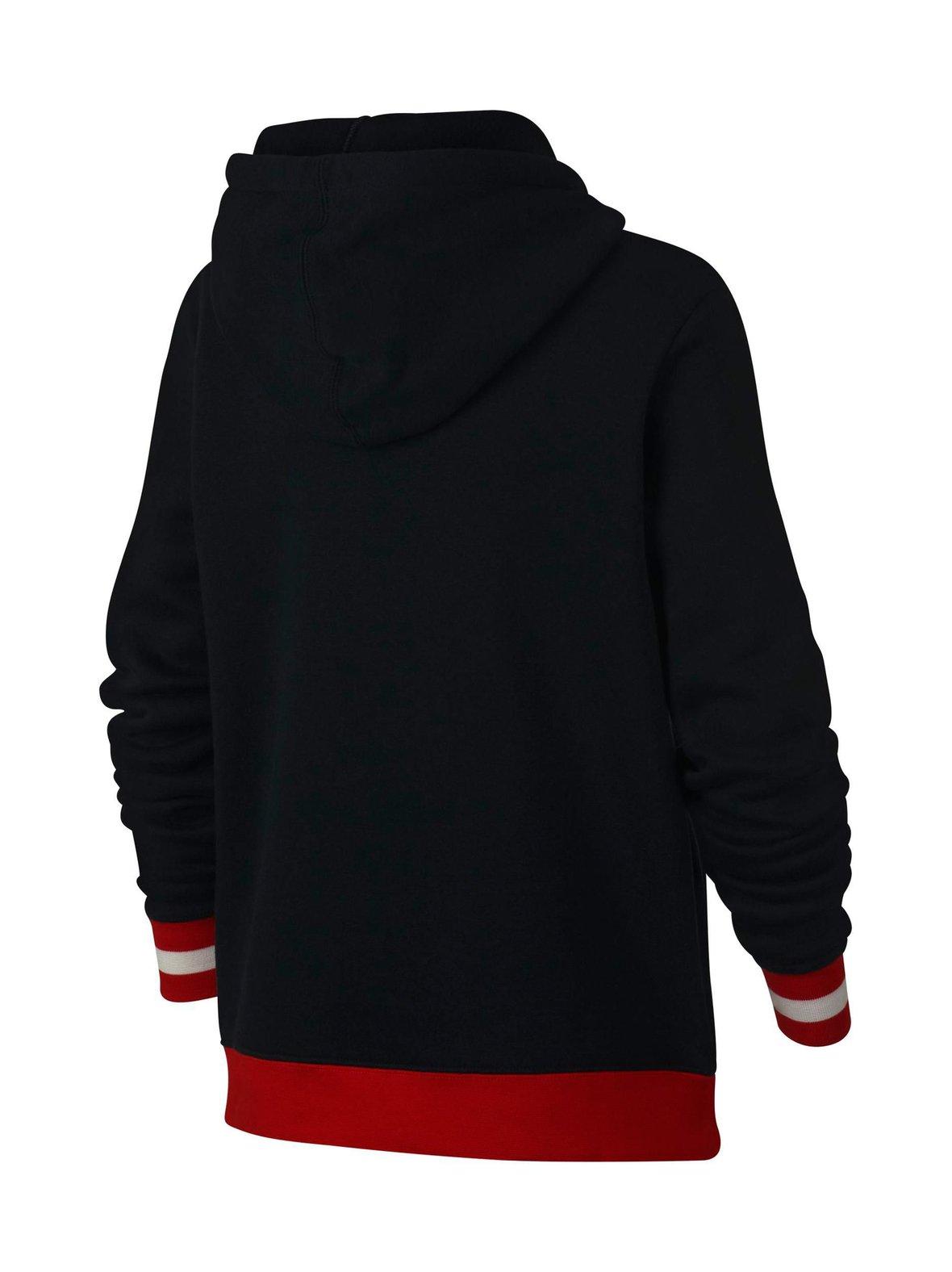 quality design 5e55f 5d7d9 Black University Red Nike Air-huppari   XL   Lapset   Stockmann.com