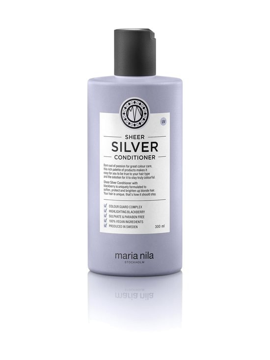 Maria Nila - Care & Style Sheer Silver Conditioner -hoitoaine 300 ml - NOCOL | Stockmann - photo 1