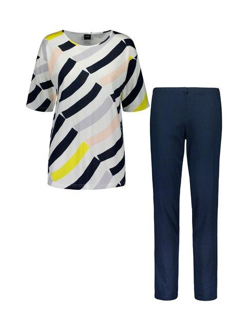 Värikaari-pyjama