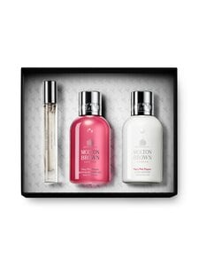 Molton Brown - Fiery Pink Pepper Fragrance Collection -lahjapakkaus - null | Stockmann