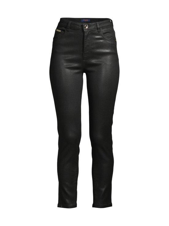 Trussardi Jeans - Sophie 208 Leather Effect -farkut - K299 BLACK | Stockmann - photo 1