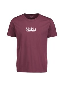 Makia - Strait T-Shirt -paita - 470 PORT | Stockmann