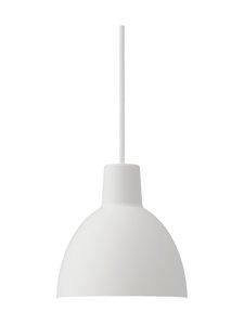 Louis Poulsen - Toldbod-riippuvalaisin Ø 17 cm - WHITE | Stockmann