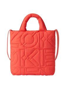 Kenzo - Arctic Tote Bag -laukku - RED ORANGE | Stockmann