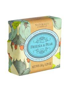 Naturally European - Freesia & Pear -palasaippua 150 g | Stockmann