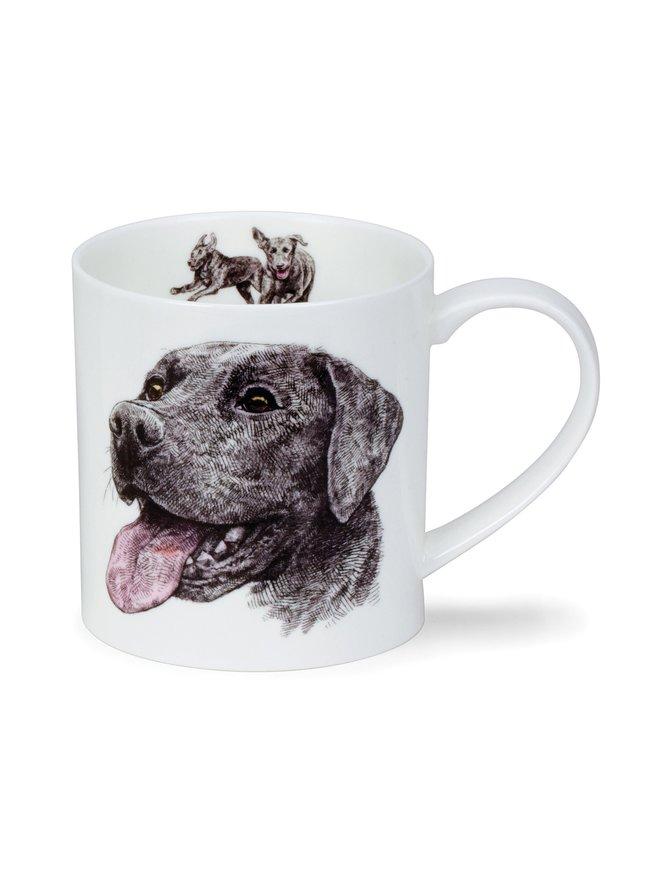 Orkney H Longmuir Dog Coll Labrador -muki 0,35 l