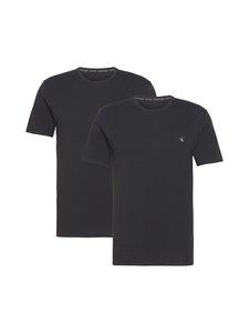 Calvin Klein Underwear - Aluspaita 2-pack - 001 BLACK | Stockmann