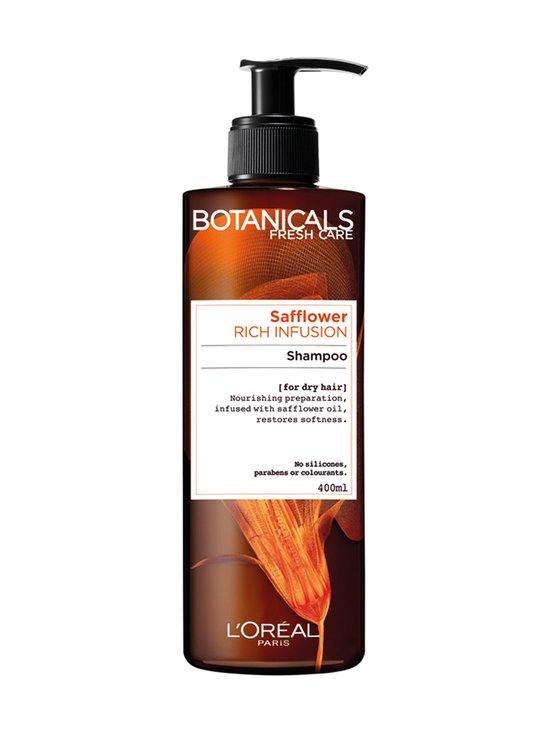 BOTANICALS - Argan & Safflower -ravitseva shampoo kuiville hiuksille 400 ml - null | Stockmann - photo 1