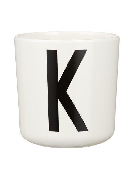 Design Letters - Kirjainmuki, K - VALKOINEN/MUSTA | Stockmann - photo 1