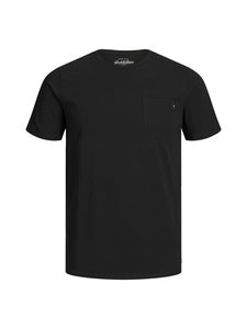 Jack & Jones - JjePocket Tee -paita - BLACK | Stockmann
