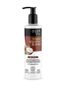 Organic Shop - Coconut & Shea Moisturizing Conditioner -hoitoaine 280 ml | Stockmann