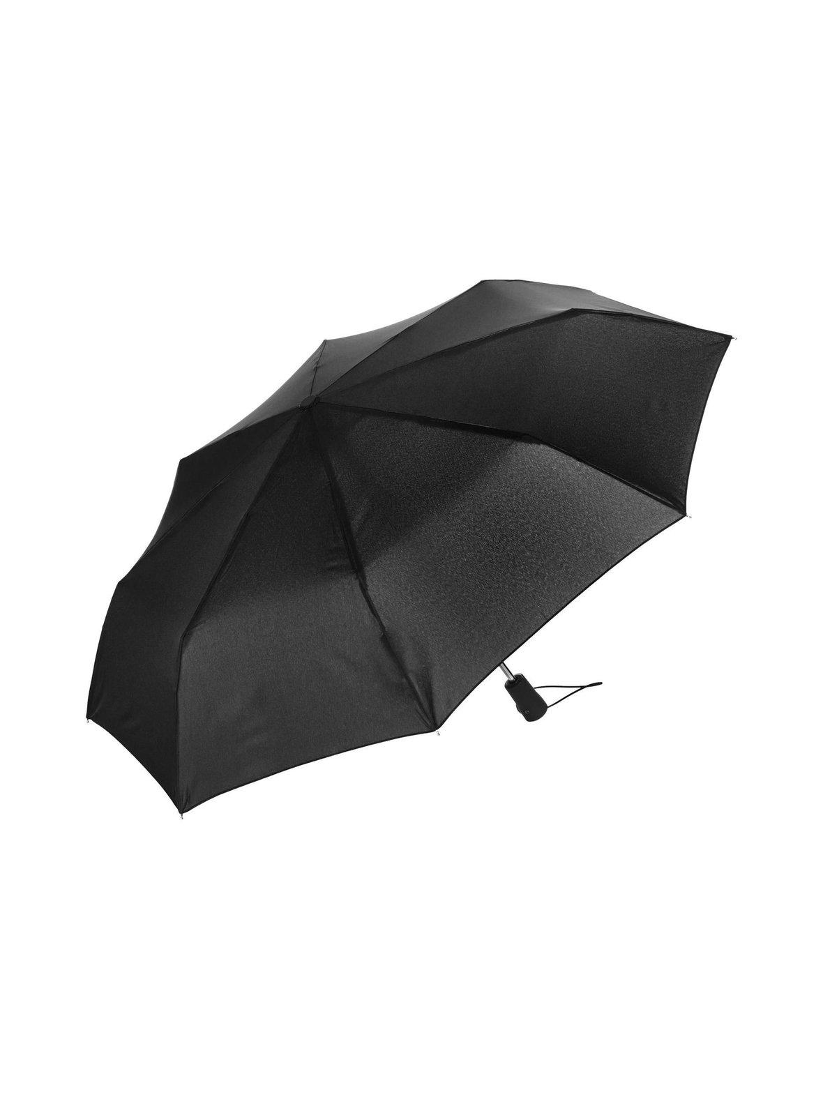 Taitettava sateenvarjo iX-brella kevyempi kiinteä, avoin-automaattinen - keskiluokka sininen