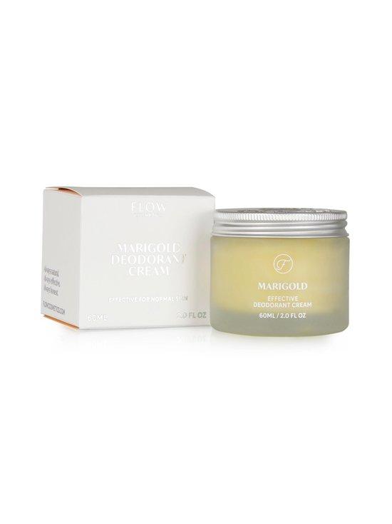 Flow Cosmetics - Marigold Deodorant Cream Effective for Normal Skin -deodoranttivoide 60 ml - NOCOL | Stockmann - photo 1