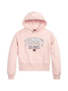 Tommy Hilfiger - Essential Varsity -huppari - TIO DELICATE PINK   Stockmann