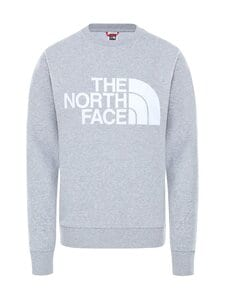 The North Face - W Standard Crew -collegepaita - DYX1 TNF LIGHT GREY HEATHER | Stockmann