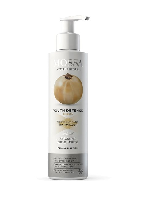 Youth Defence Cleansing Crème-Mousse -puhdistusvaahto 190 ml