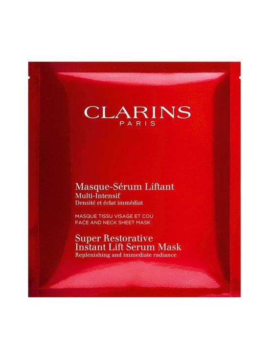 Clarins - Super Restorative Instant Lift Serum Mask -naamio, 1 kpl - NOCOL | Stockmann - photo 1