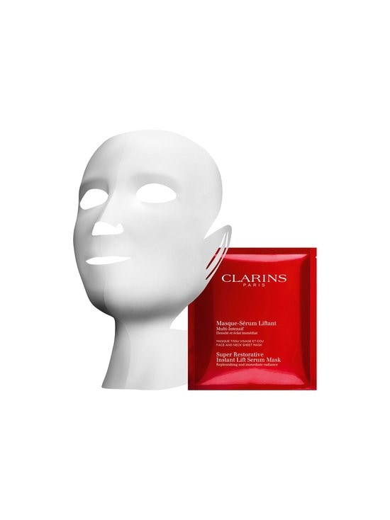 Clarins - Super Restorative Instant Lift Serum Mask -naamio, 1 kpl - NOCOL | Stockmann - photo 2