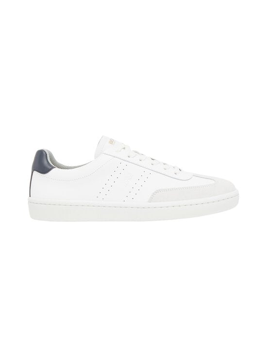 BOSS - Ribeira_Tenn_ltwt-nahkasneakerit - 100 WHITE | Stockmann - photo 3
