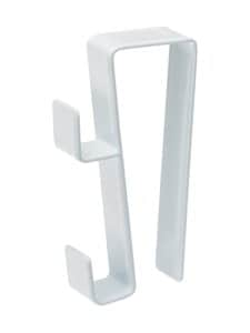 Yamazaki - Tower Under Sink Hook -koukku 2 kpl - WHITE | Stockmann