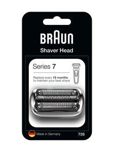 Braun - Series 7 73S -parranajokoneen teräverkko ja terät - SILVER | Stockmann