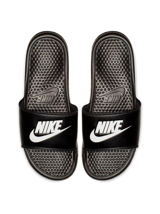 Nike - Benassi JDI -sandaalit - BLACK   Stockmann - photo 3