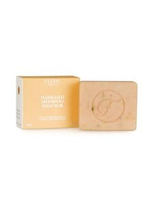 Flow Cosmetics - Marigold Gentle Shampoo Bar for Normal and Curly Hair -hiussaippua 120 g - null | Stockmann