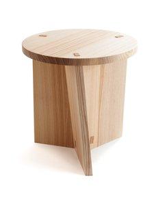 Nikari - Arte Marfa -jakkara/pöytä 400 x 450 mm - NATURAL | Stockmann