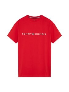 Tommy Hilfiger - T-paita - 611 TANGO RED | Stockmann