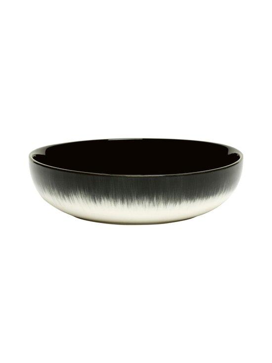 Serax - Dé Tableware by Ann Demeulemeester -kulho 15,5 cm - OFF-WHITE/BLACK   Stockmann - photo 2
