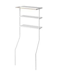 Yamazaki - Tower Laundry Shelf -hylly - WHITE | Stockmann