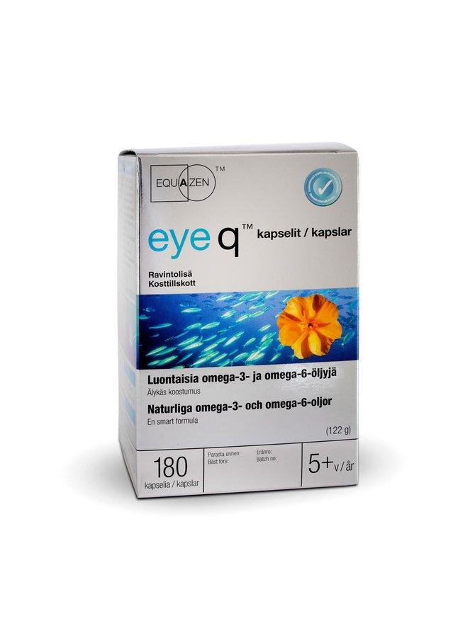 Eye q -ravintolisä 180 kaps./122 g